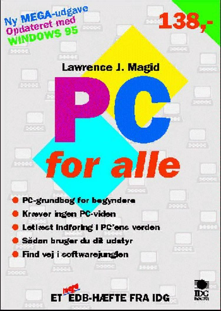 PC for alle af Lawrence J. Magid