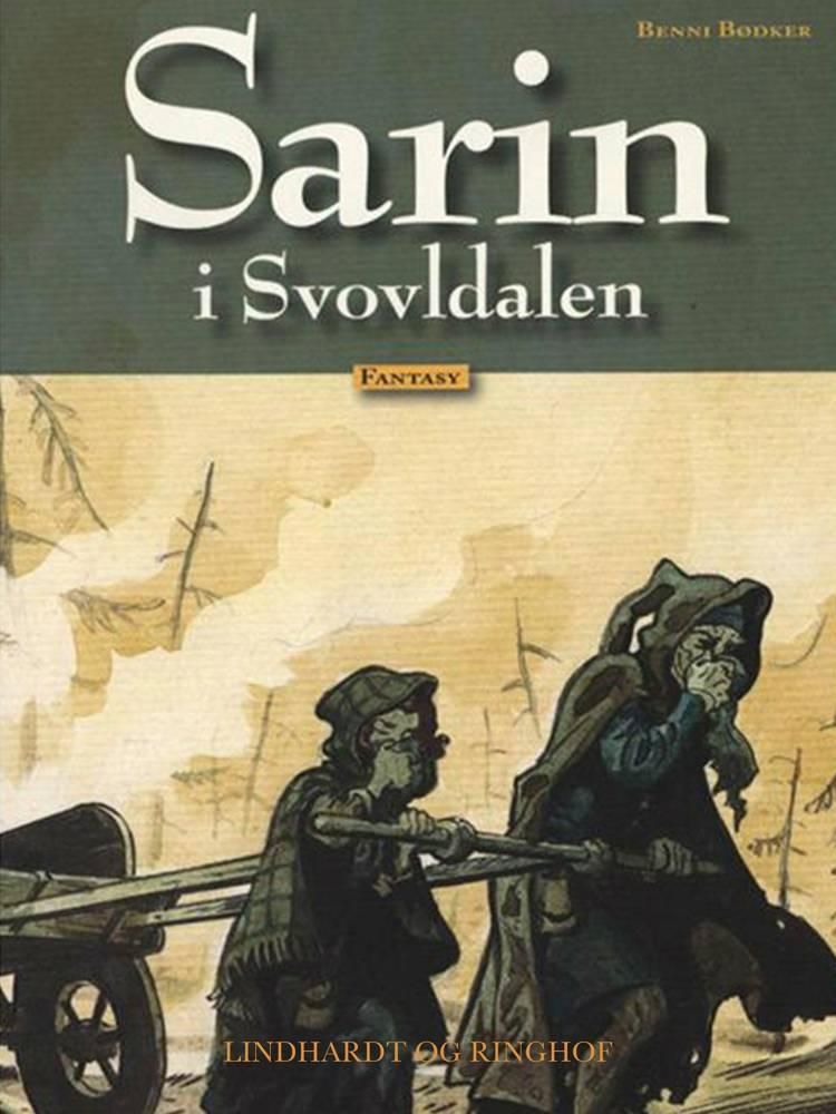 Sarin i Svovldalen af Benni Bødker
