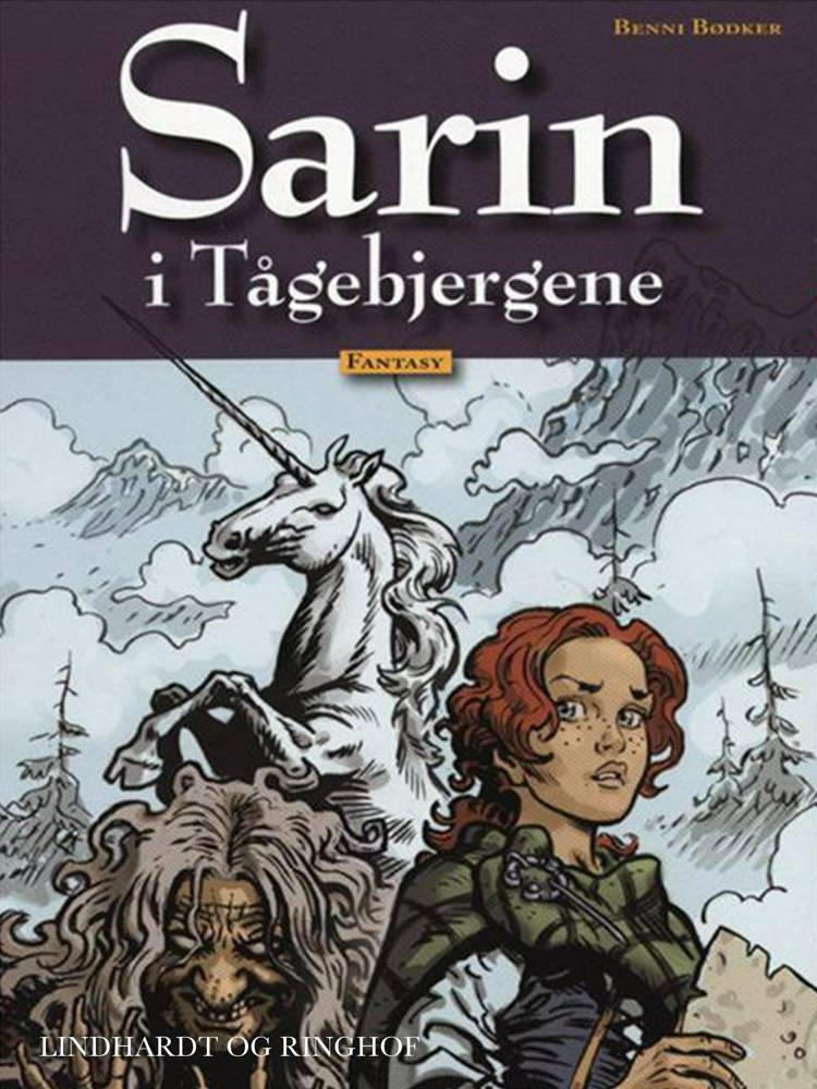 Sarin i Tågebjergene af Benni Bødker