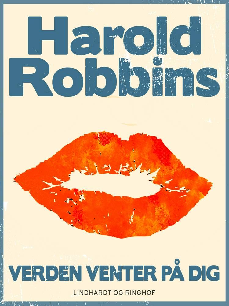 Verden venter på dig af Harold Robbins