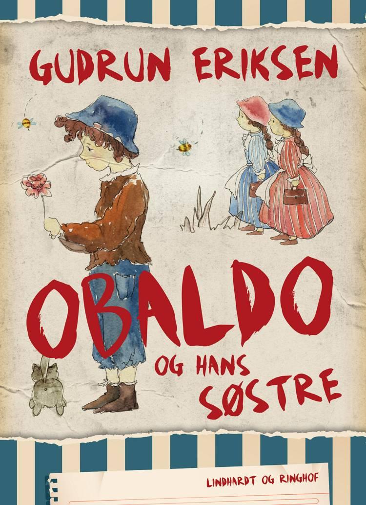 Obaldo og hans søstre af Gudrun Eriksen
