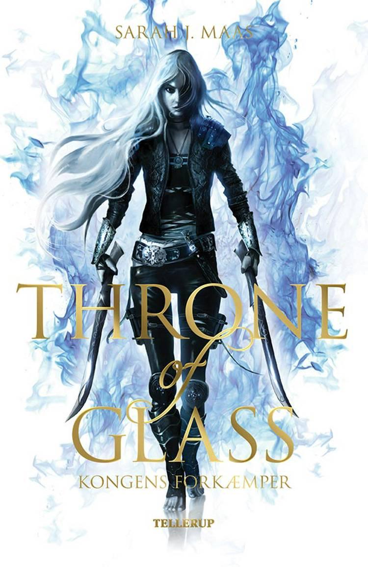 Throne of glass - kongens forkæmper af Sarah J. Maas