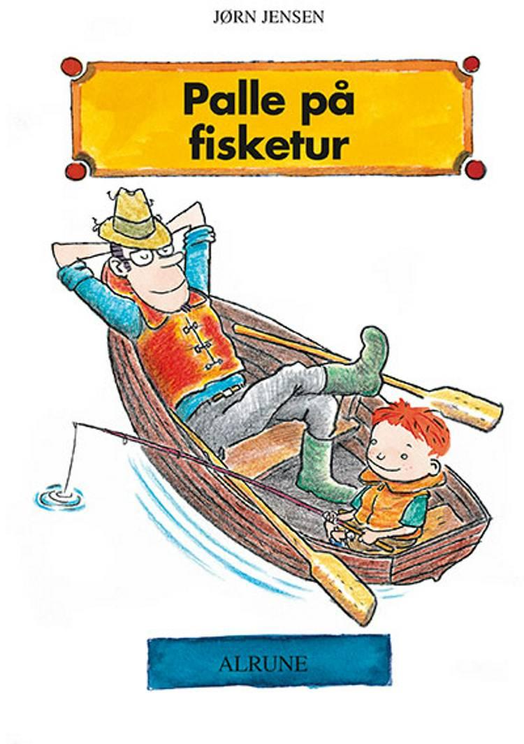 Palle på fisketur af Jørn Jensen