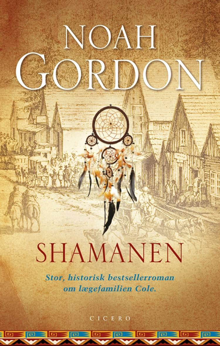 Shamanen af Noah Gordon, Gordon og noah