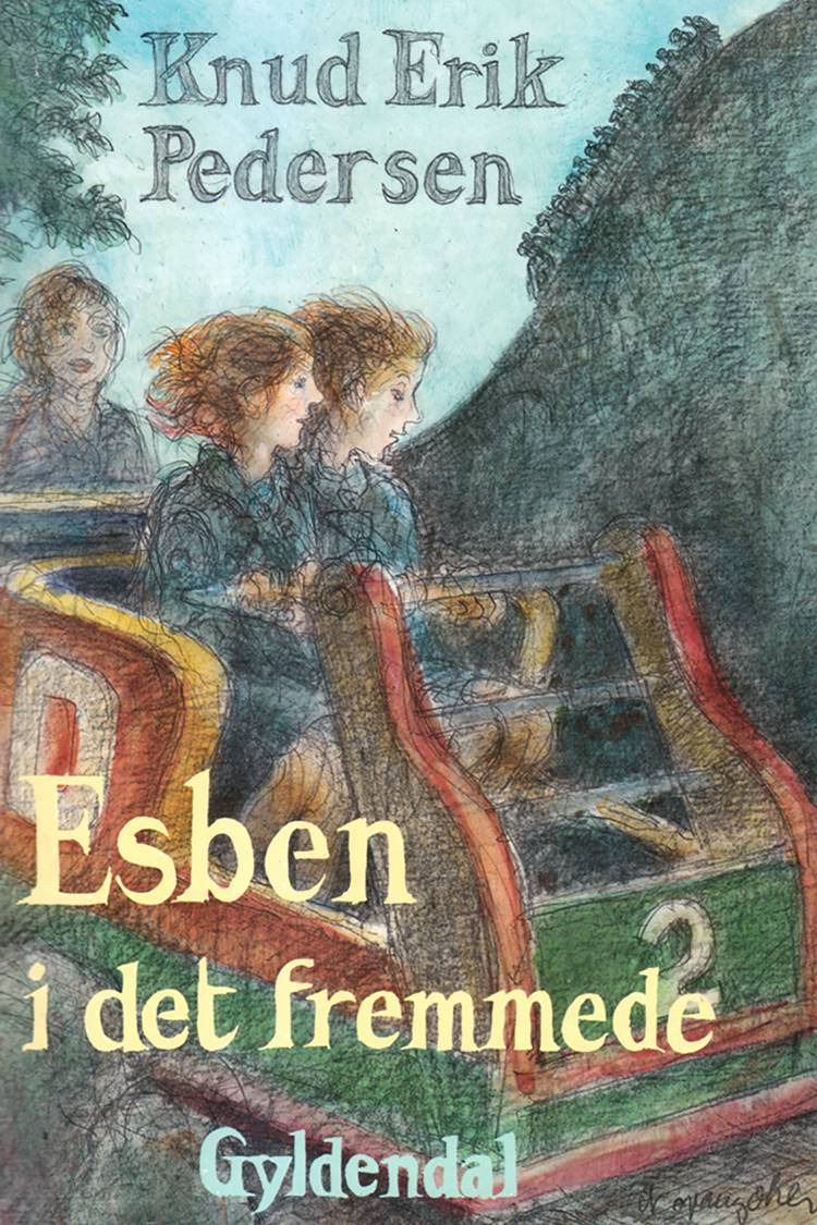 Esben i det fremmede af Knud Erik Pedersen