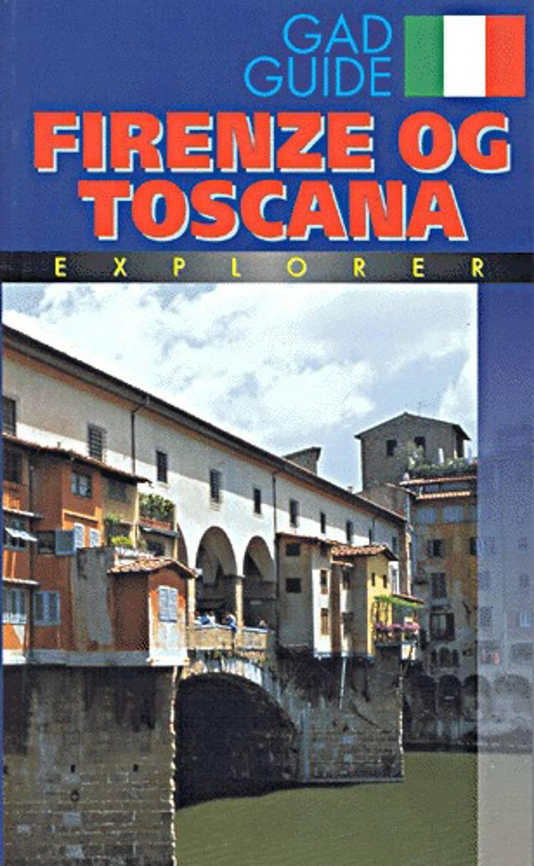 Firenze og Toscana Explorer af Tim Jepson