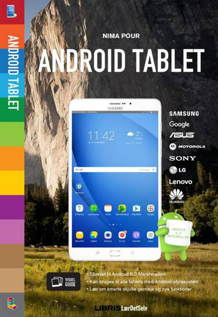 Android tablet af Nima Pour