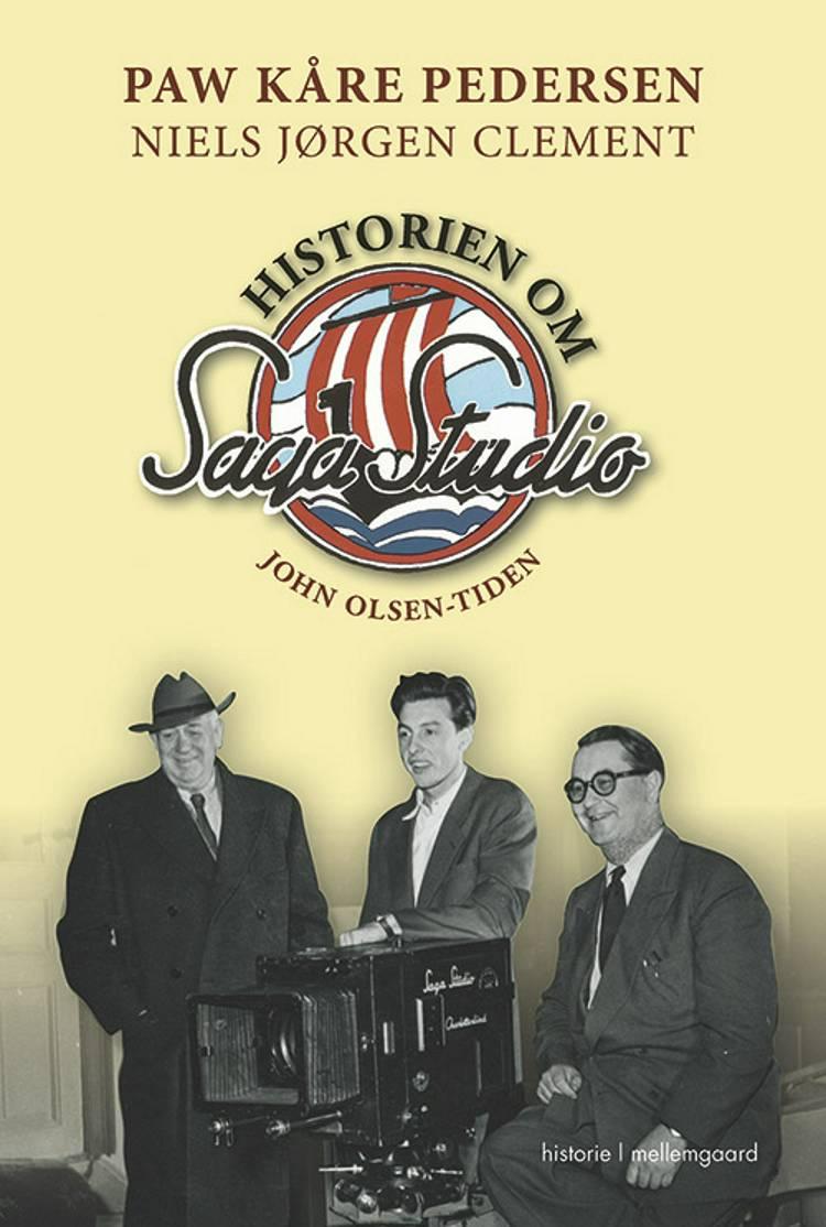 Historien om Saga Studio af Paw Kåre Pedersen og Niels Jørgen Clement