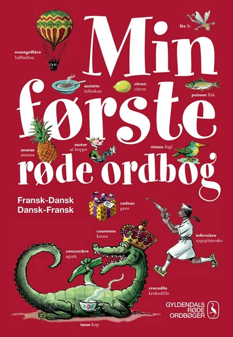 Min første røde ordbog (fransk) af Else Juul Hansen