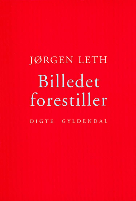 Billedet forestiller af Jørgen Leth