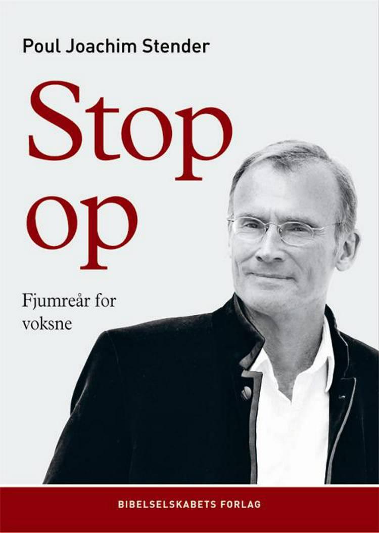 Stop op af Poul Joachim Stender