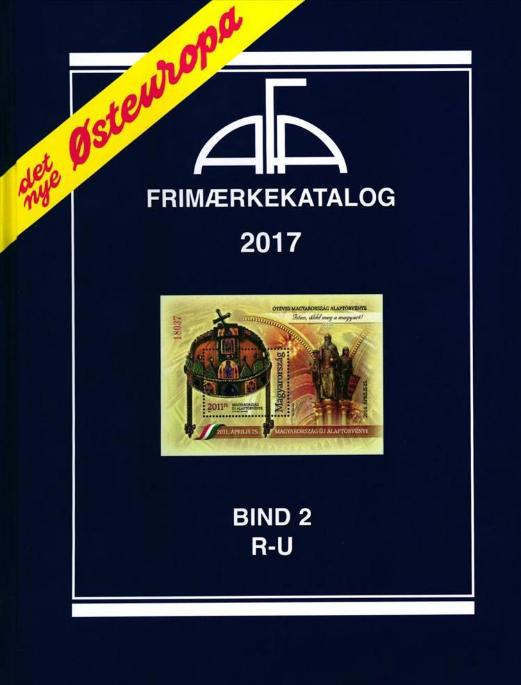 AFA Østeuropa frimærkekatalog