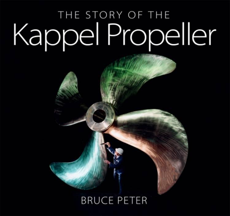 The Story of the Kappel Propeller af Bruce Peter