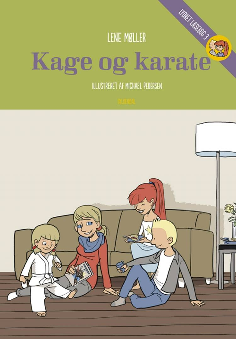 Kage og karate af Lene Møller