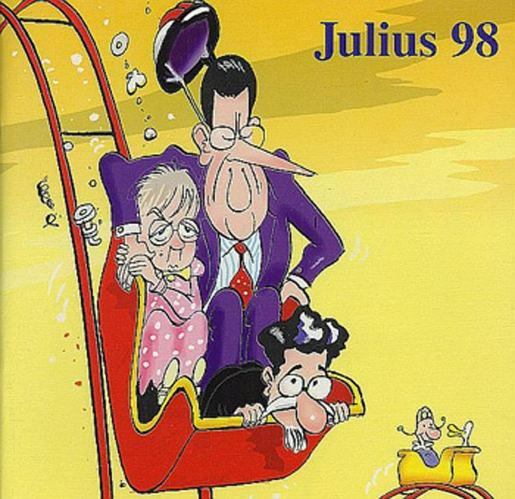 Julius 98 af Jens Julius Hansen