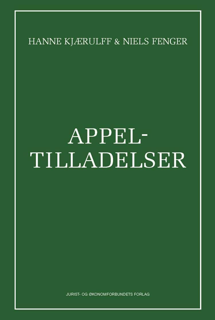 Appeltilladelser af Niels Fenger og Hanne Kjærulff