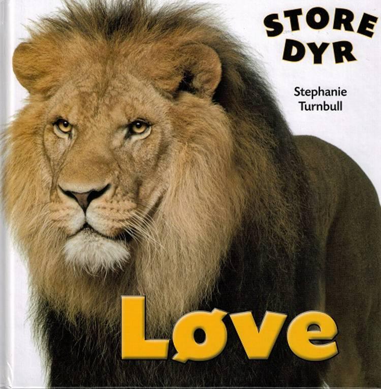Løve af Stephanie Turnbull