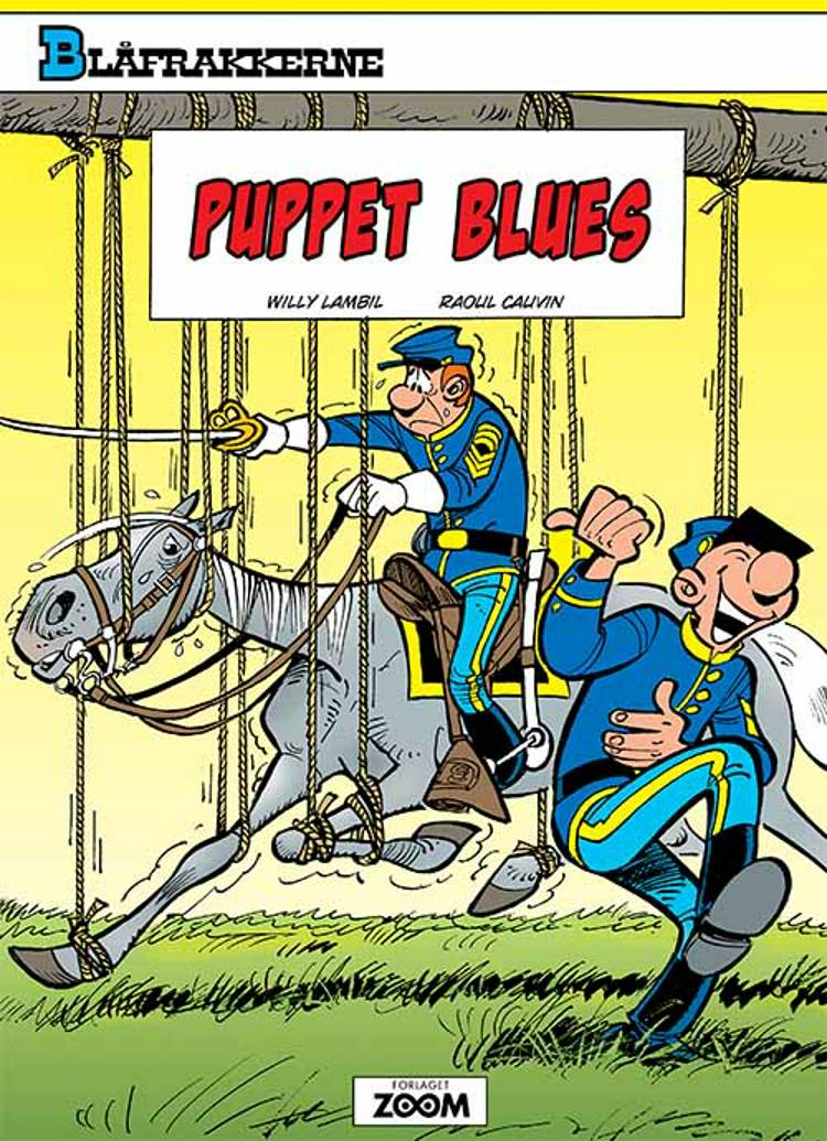 Puppet blues af Raoul Cauvin og Willy Lambil