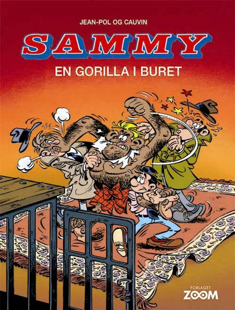 Sammy: En gorilla i buret af Raoul Cauvin og Jean-Pol