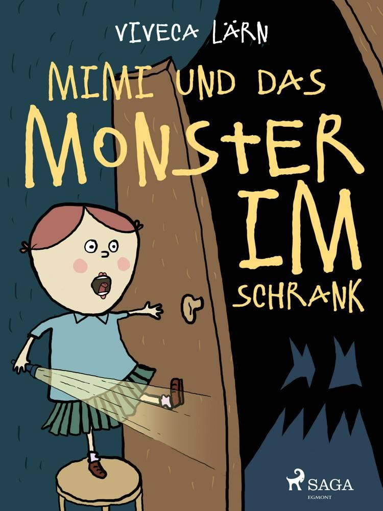 Mimi und das Monster im Schrank af Viveca Lärn