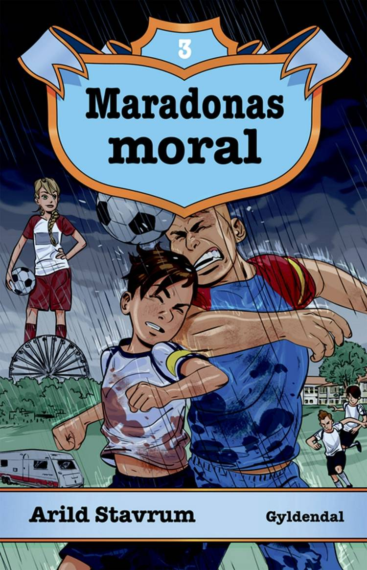 Maradonas moral af Arild Stavrum