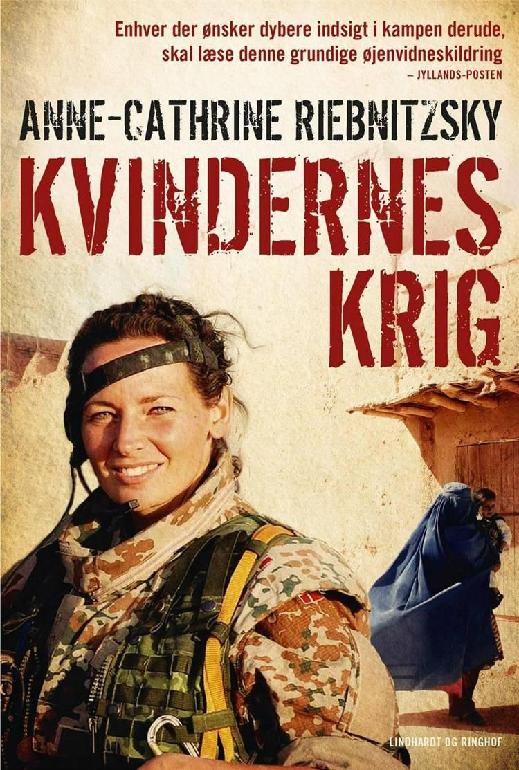 Kvindernes krig af Anne-Cathrine Riebnitzsky