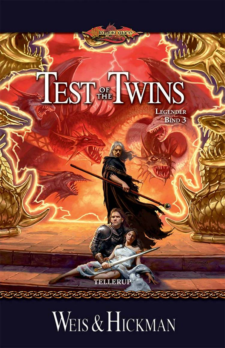 Test of the twins af Tracy Hickman og Margaret Weis