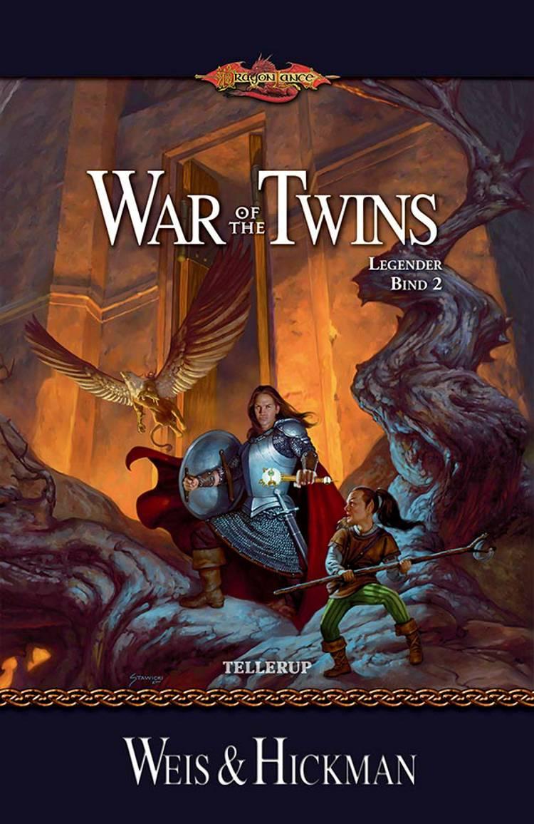 War of the Twins af Tracy Hickman og Margaret Weis