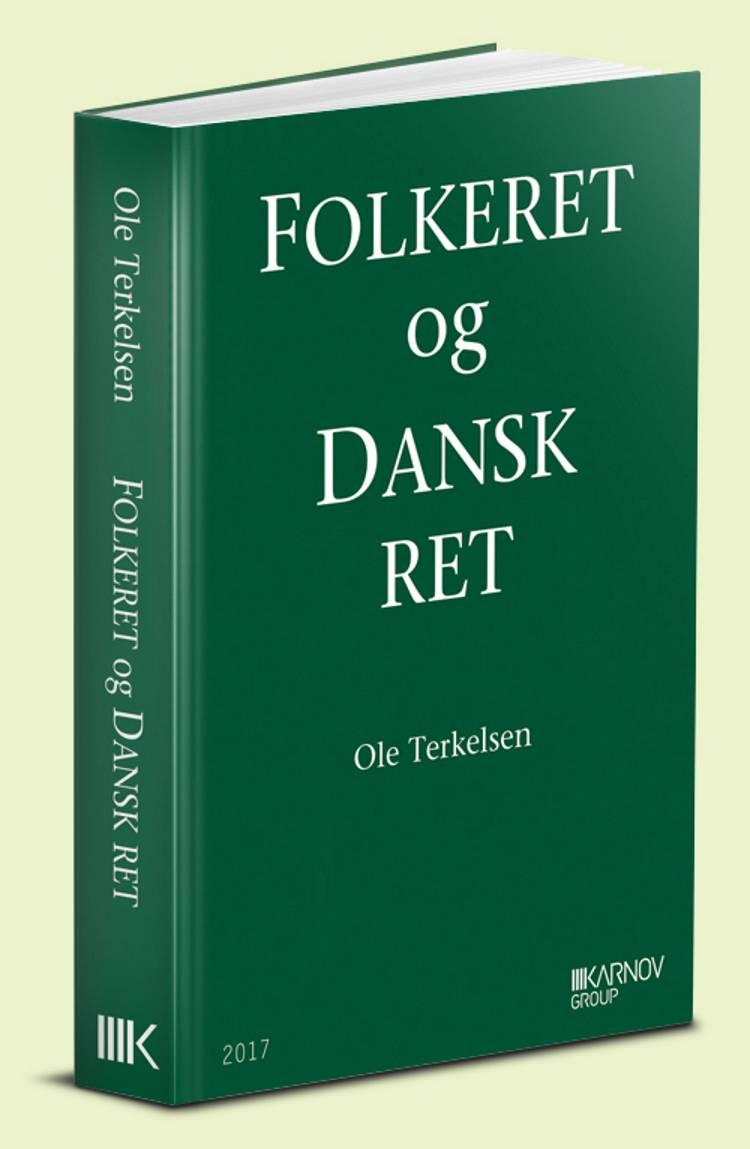 Folkeret og dansk ret af Ole Terkelsen