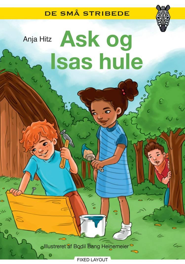 Ask og Isas hule af Anja Hitz