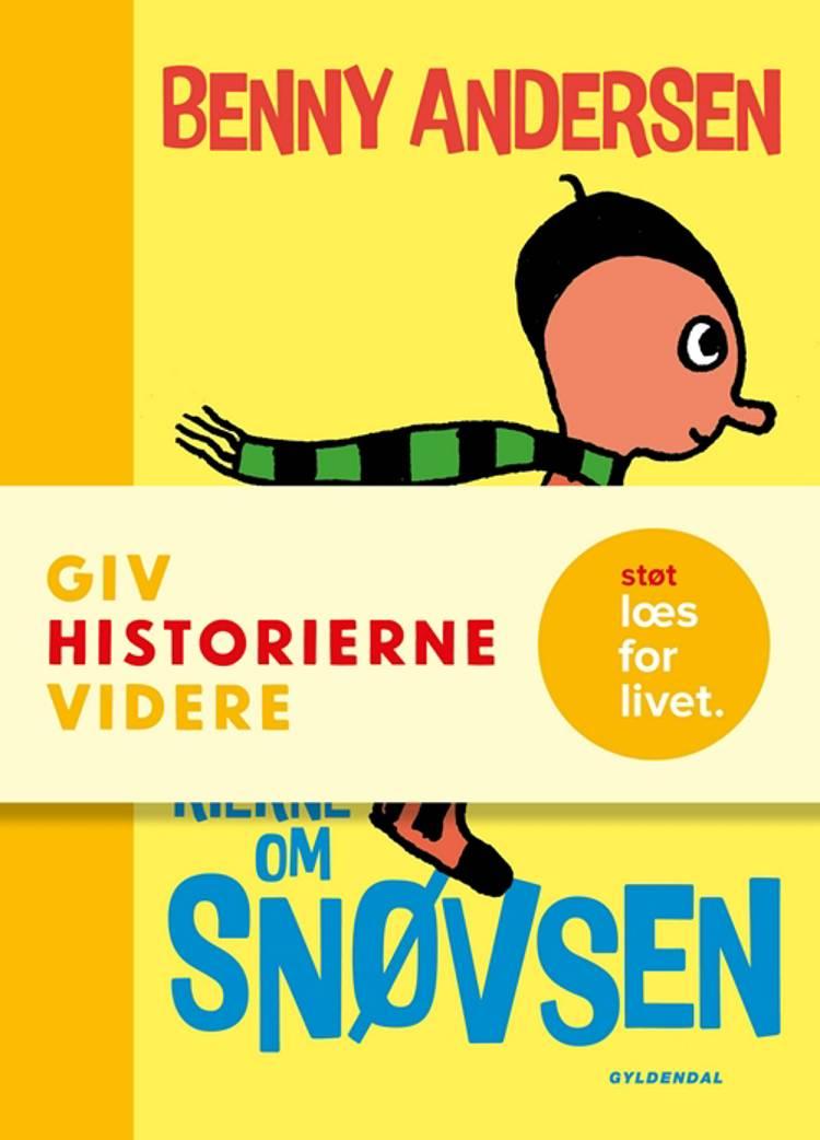 Alle historierne om snøvsen af Benny Andersen