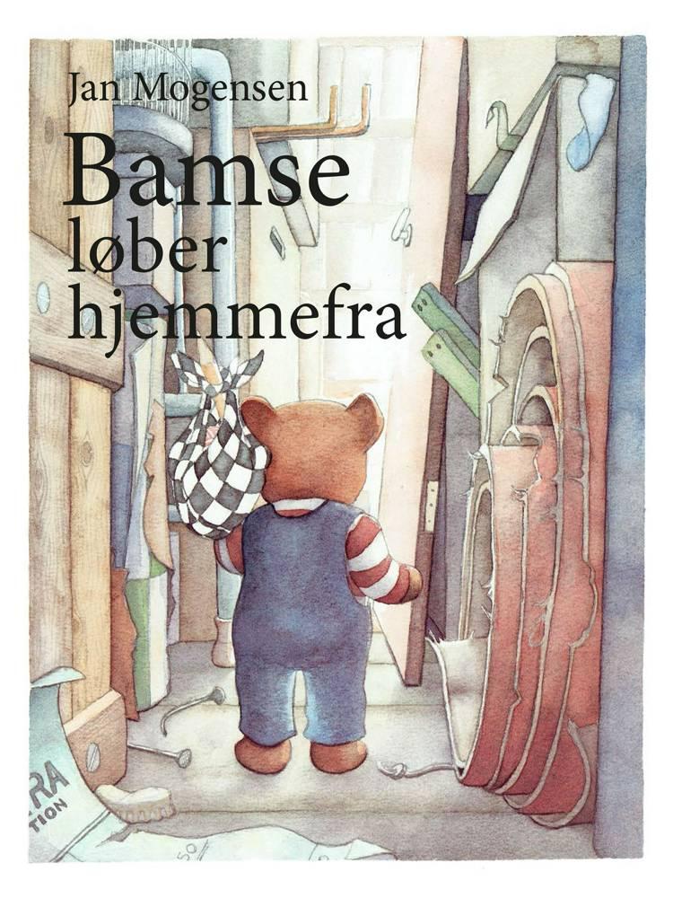 Bamse løber hjemmefra af Jan Mogensen