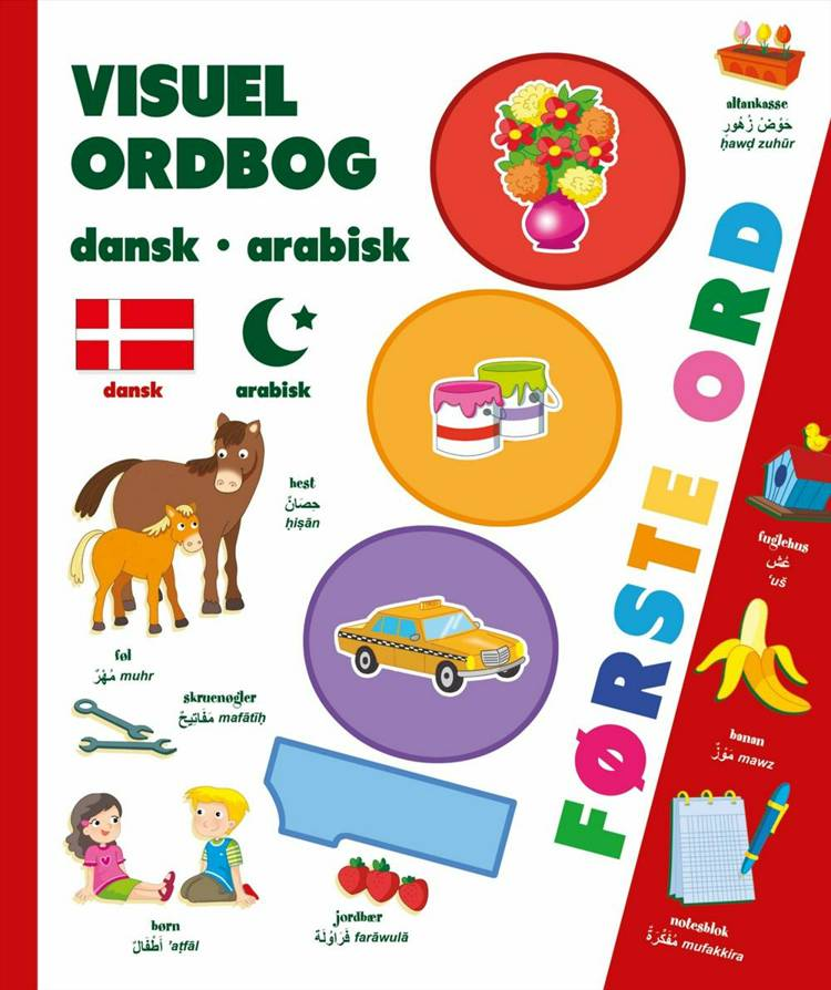 Visuel ordbog dansk-arabisk