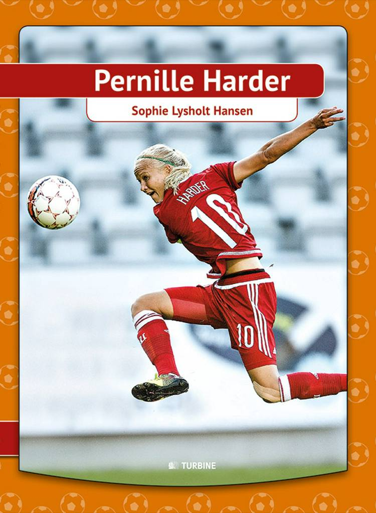 Pernille Harder af Sophie Lysholt Hansen