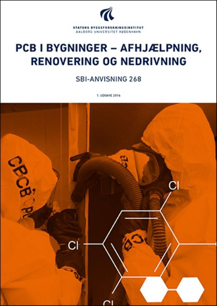 PCB i bygninger - afhjælpning, renovering og nedrivning af Helle Vibeke Andersen
