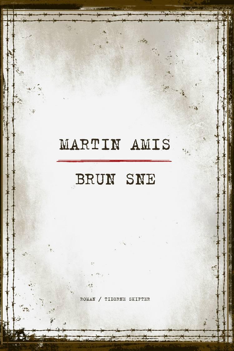 Brun sne af Martin Amis