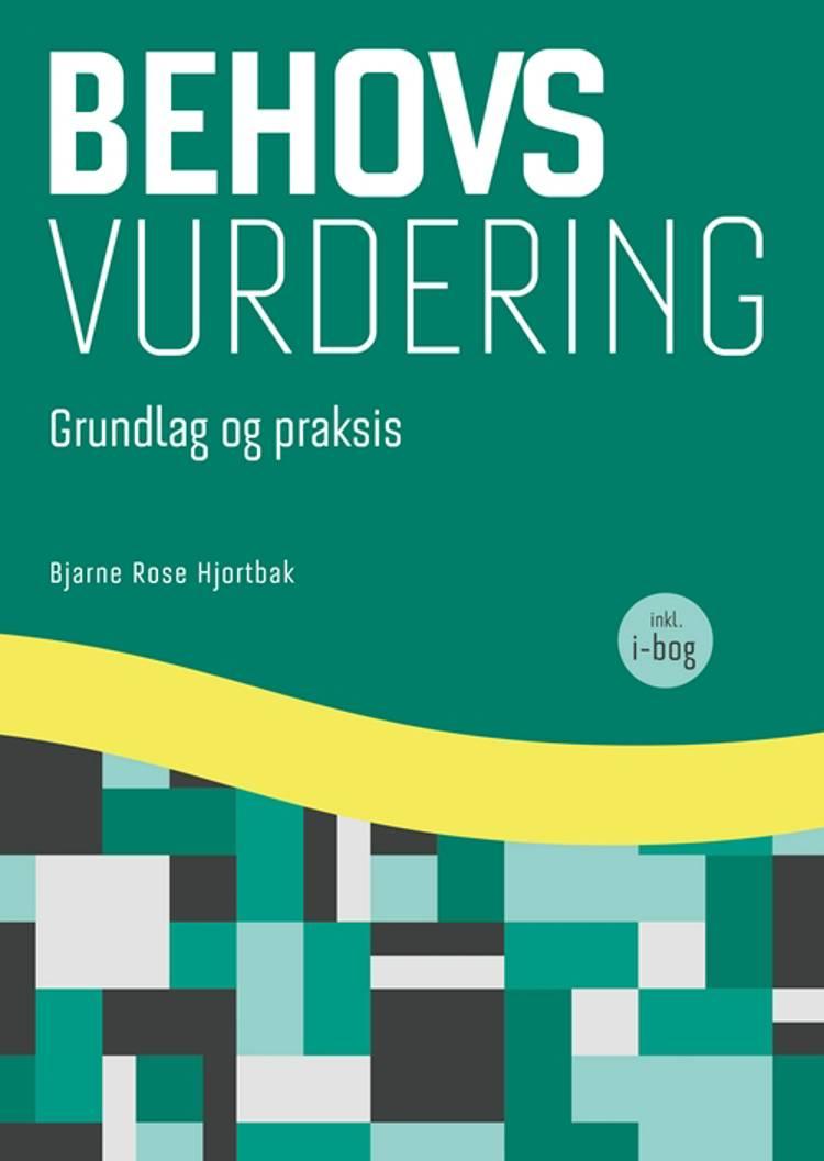 Behovsvurdering af Bjarne Rose Hjortbak