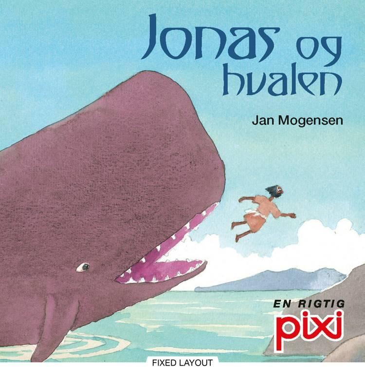 Jonas og hvalen af Jan Mogensen
