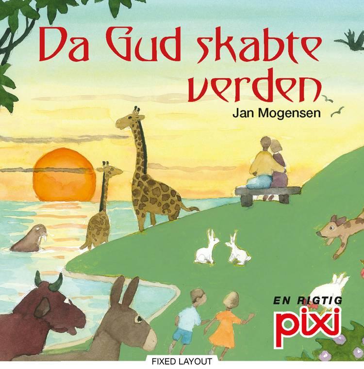 Da Gud skabte verden af Jan Mogensen