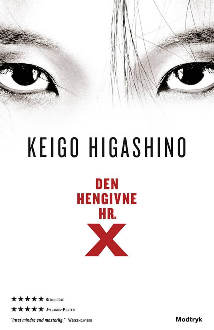 Den hengivne hr. X af Keigo Higashino