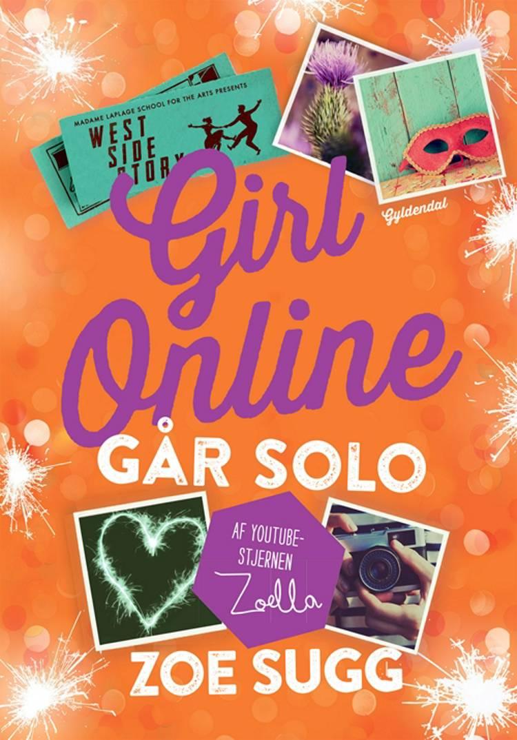 Girl online går solo af Zoe Sugg