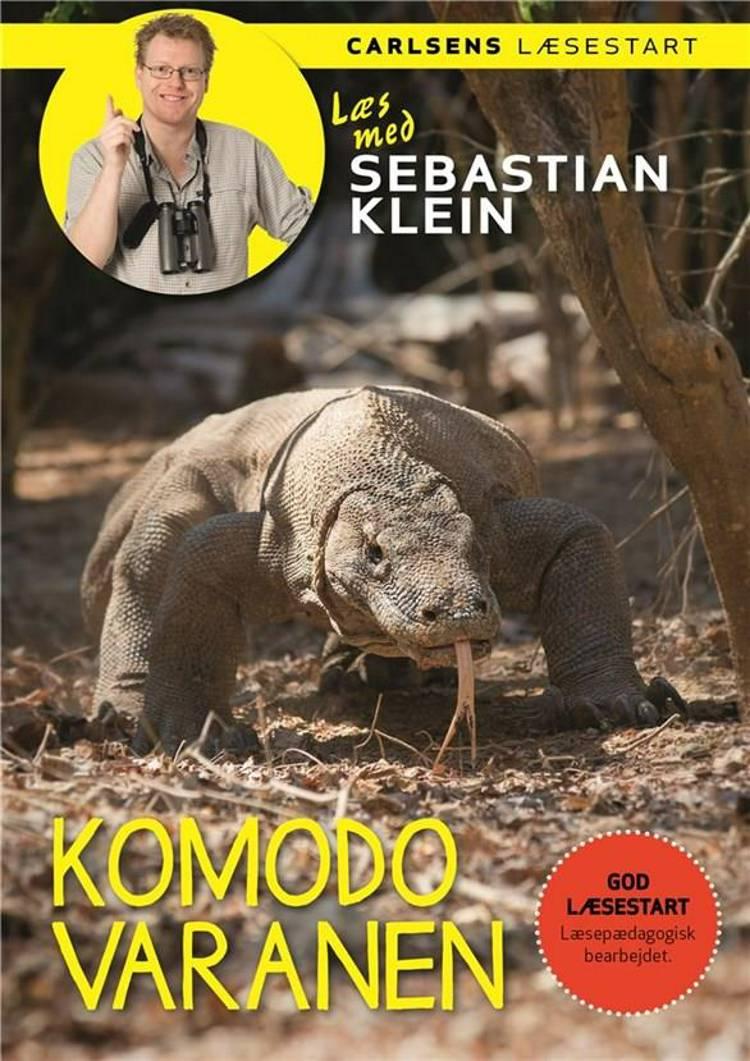 Komodovaranen af Sebastian Klein og Rikke Klein