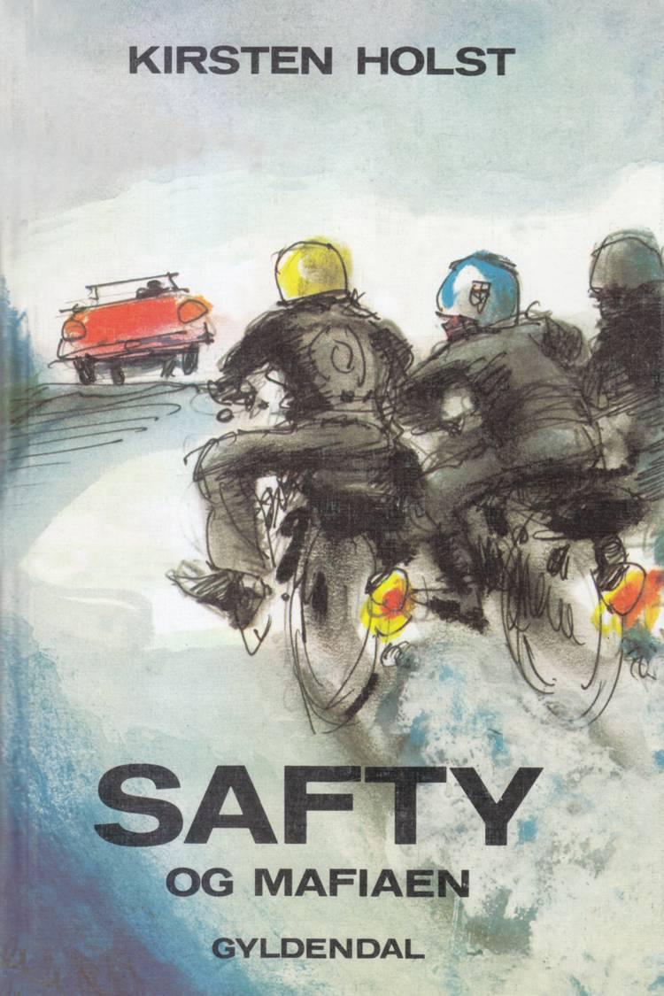 Safty og mafiaen af Kirsten Holst