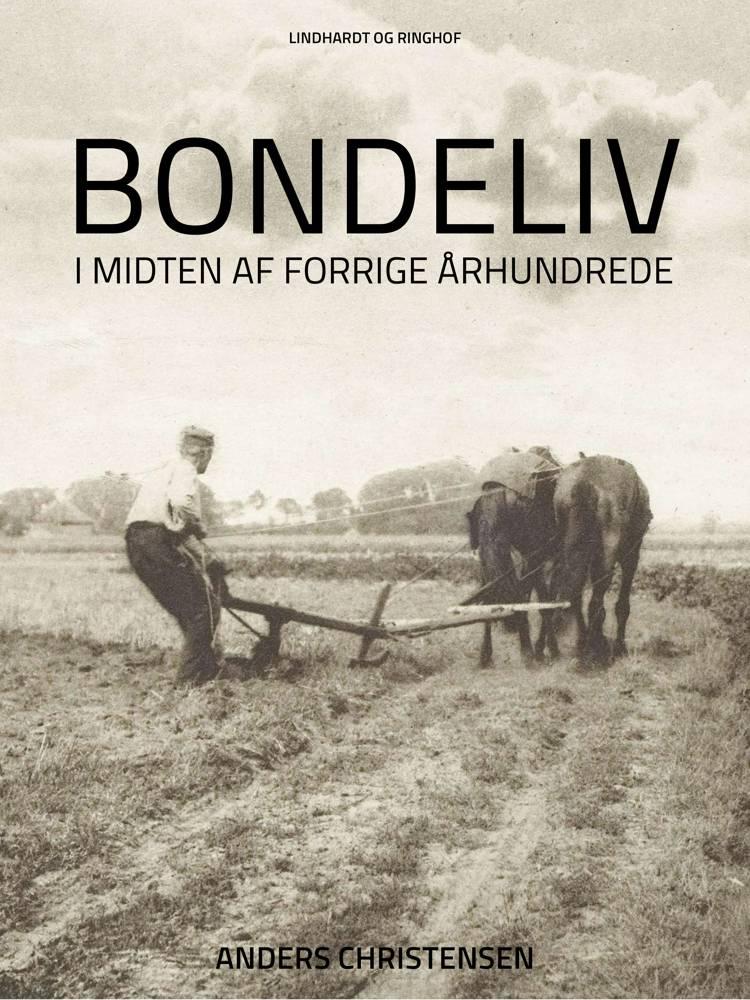 Bondeliv i midten af forrige århundrede af Anders Christensen