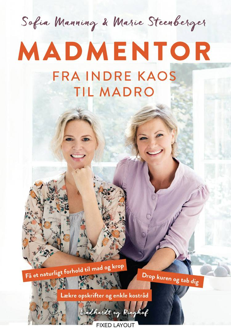 Madmentor af Sofia Manning og Marie Steenberger