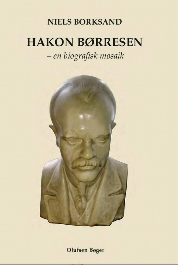Hakon Børresen af Niels Borksand