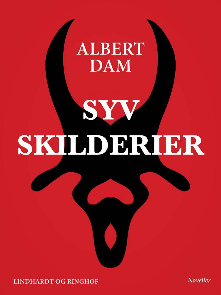 Syv skilderier af Albert Dam