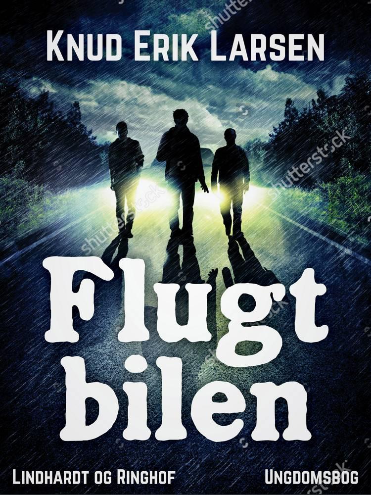 Flugtbilen af Knud Erik Larsen