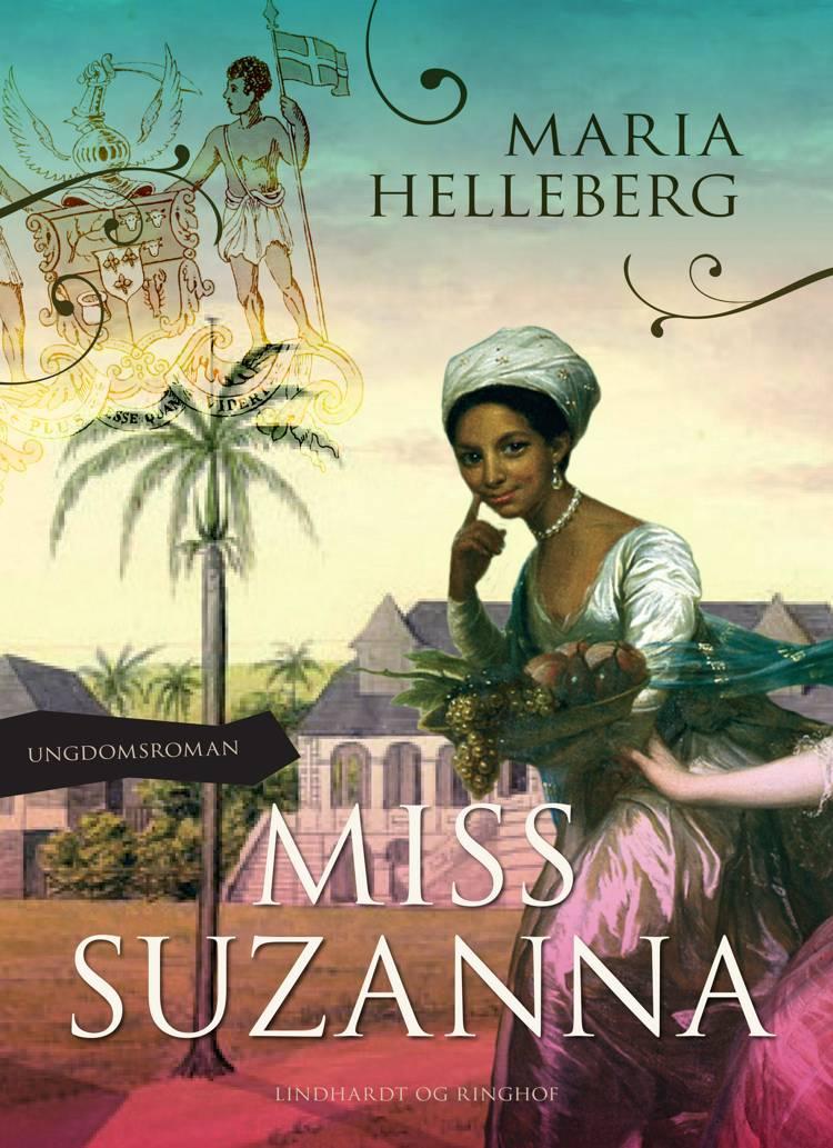 Miss Suzanna af Maria Helleberg