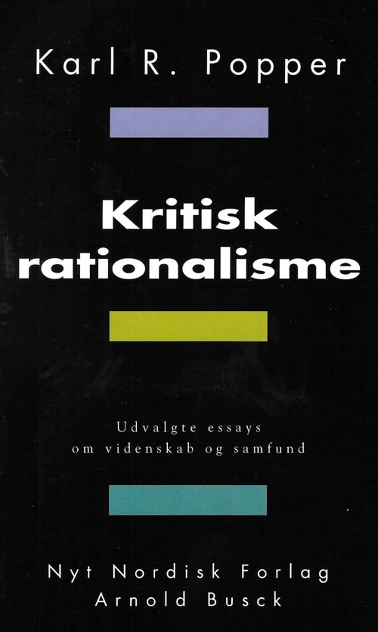 Kritisk rationalisme af Karl R. Popper